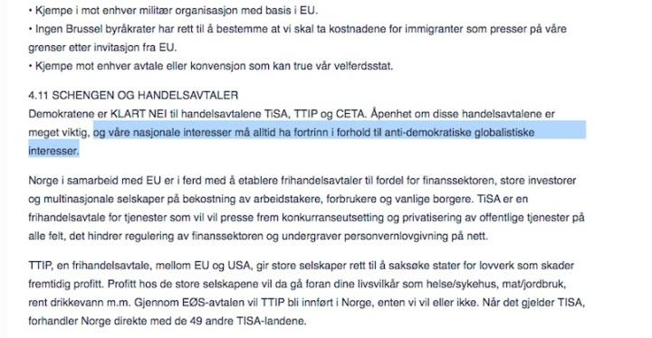 EU TTIP