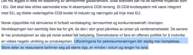 petrolium demokratene