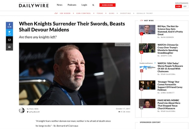 Knights are extinct