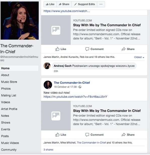 facebook boycot