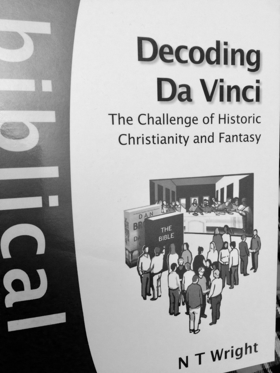 """Decoding Da Vinci"" by N.T. Wright"