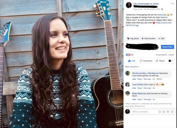 december 2018 facebook